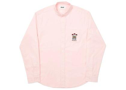Palace Ich Bun Shirt Pink  (FW20)の写真