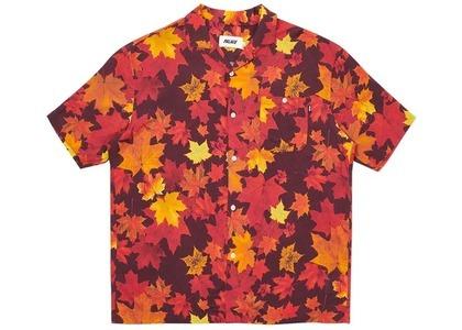 Palace Leaf Man Alone Shirt Brown  (FW20)の写真
