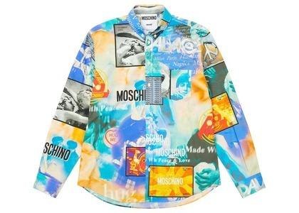 Palace Moschino Shirt Multi 1  (FW20)の写真