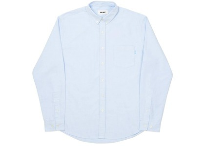 Palace Oxford Shirt Blue  (FW20)の写真