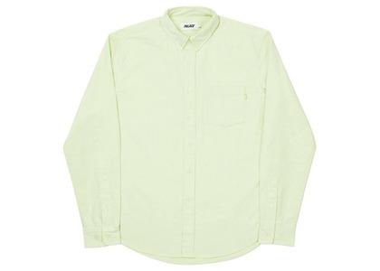 Palace Oxford Shirt Green  (FW20)の写真