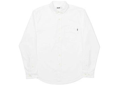 Palace Oxford Shirt White  (FW20)の写真