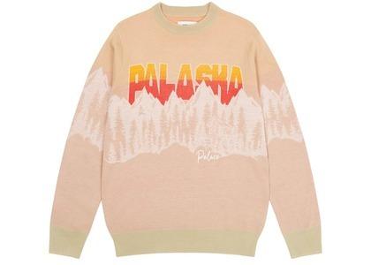 Palace Palaska Knit Cream  (FW20)の写真