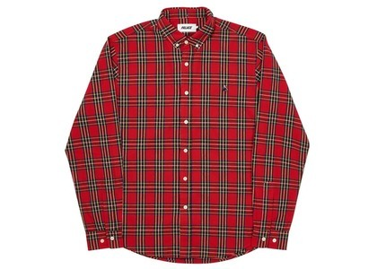 Palace Parrot Shirt Red  (FW20)の写真