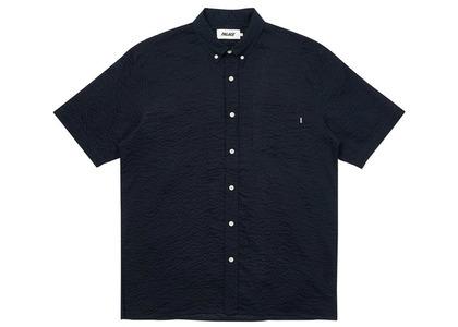 Palace Short Sleeve Sucker Shirt Navy  (FW20)の写真