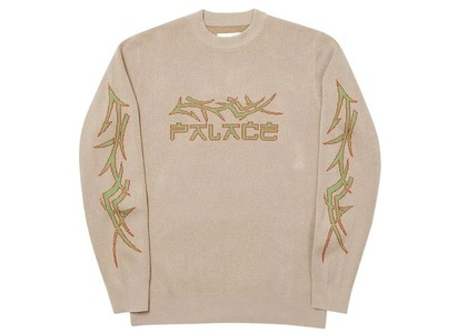 Palace TriPal Knit Sand  (FW20)の写真