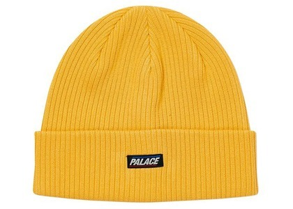 Palace Basically A Beanie Washed Amber  (FW20)の写真