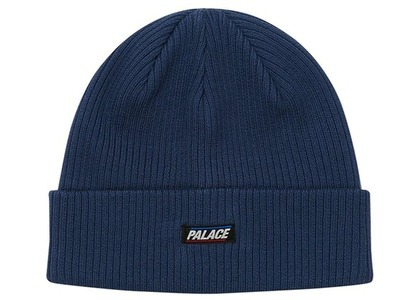 Palace Basically A Beanie Washed Navy  (FW20)の写真