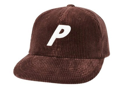 Palace Cord Pal Hat Brown  (FW20)の写真
