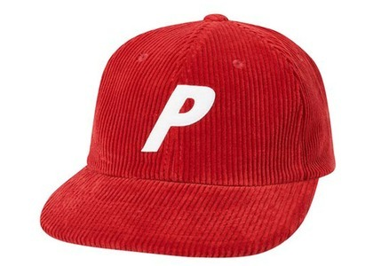 Palace Cord Pal Hat Red  (FW20)の写真