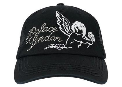 Palace Dirty Trucker Hat Black  (FW20)の写真