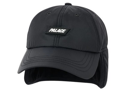 Palace Ear Dis Shell 6Panel Black  (FW20)の写真