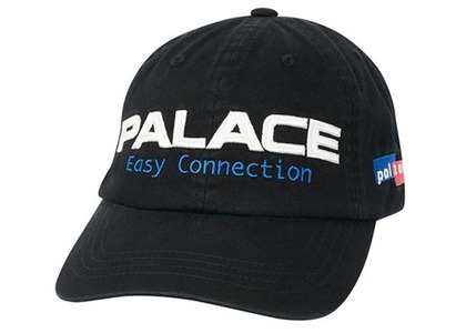 Palace Easy Connection 6Panel Black  (FW20)の写真