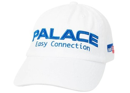 Palace Easy Connection 6Panel White  (FW20)の写真
