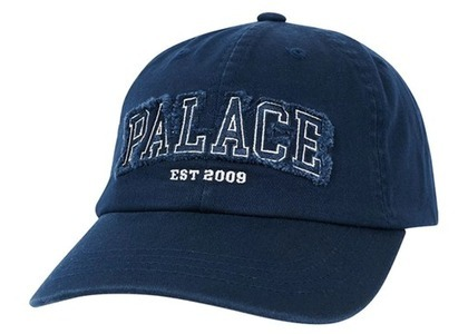 Palace Est 2009 6Panel Navy  (FW20)の写真