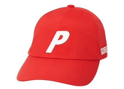Palace GoreTex P 6Panel Red  (FW20)の写真