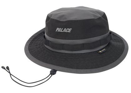 Palace GoreTex WaveLength Boonie Hat Black  (FW20)の写真