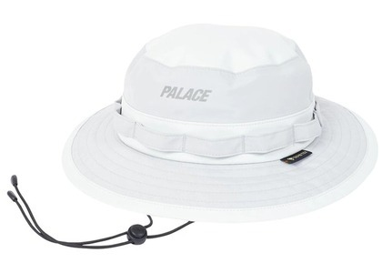 Palace GoreTex WaveLength Boonie Hat Grey  (FW20)の写真