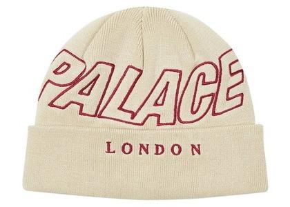 Palace London Beanie Khaki  (FW20)の写真