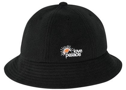 Palace Love Palace Polartec Bucket Black  (FW20)の写真