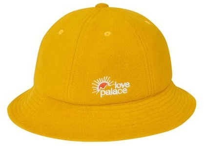 Palace Love Palace Polartec Bucket Gold  (FW20)の写真