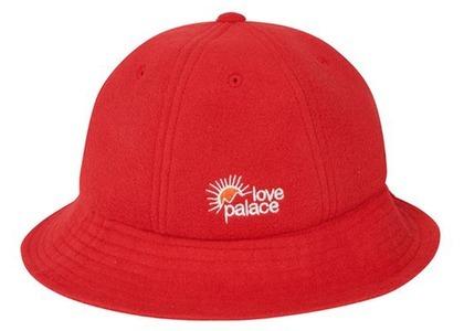 Palace Love Palace Polartec Bucket Red  (FW20)の写真