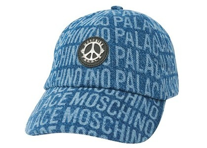 Palace Moschino Cap Blue  (FW20)の写真