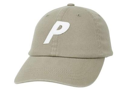 Palace P 6Panel Olive  (FW20)の写真