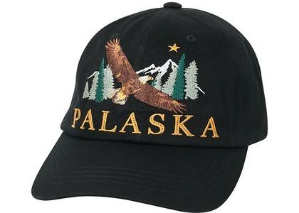 Palace Palaska 6Panel Black  (FW20)の写真