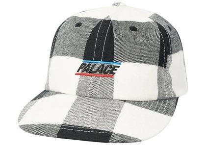 Palace Plaid Pal Hat White  (FW20)の写真
