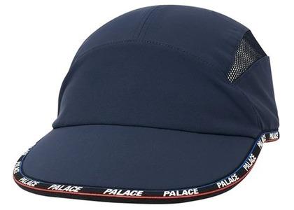 Palace Running It Shell Cap Navy  (FW20)の写真