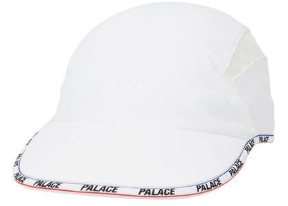 Palace Running It Shell Cap White  (FW20)の写真