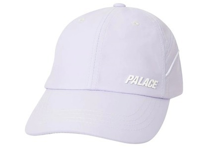 Palace Side Piece Shell 6Panel Lilac  (FW20)の写真