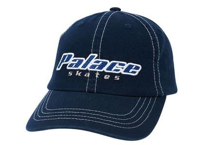 Palace Skates 6Panel Navy  (FW20)の写真