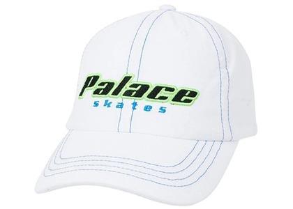 Palace Skates 6Panel White  (FW20)の写真