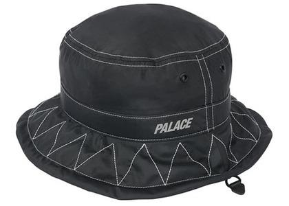Palace Take A Hike Shell Bucket Black  (FW20)の写真