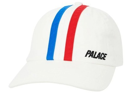 Palace Top Line 6Panel White  (FW20)の写真
