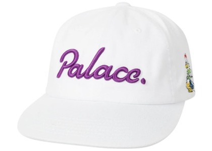 Palace x Rapha Off Bike Collection Cap White  (FW20)の写真