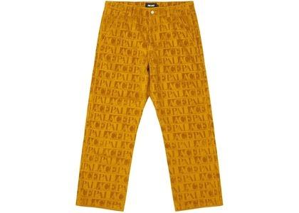 Palace Bossy Pant Yellow  (FW20)の写真