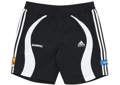 Palace Adidas Sunpal Shorts Black  (FW20)の写真