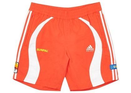 Palace Adidas Sunpal Shorts Bright Orange  (FW20)の写真