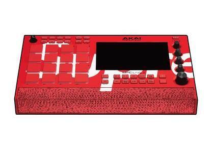 Supreme Akai MPC Live II Red (SS21)の写真