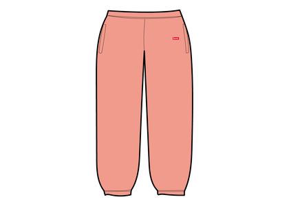 Supreme Small Box Sweatpant Pink (SS21)の写真