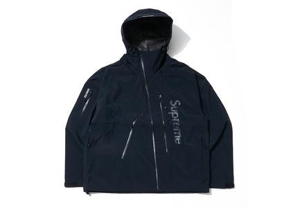 Supreme GORE-TEX Paclite Shell Jacket Black (SS21)の写真
