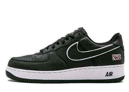 Nike Air Force 1 Low NYC Blackの写真