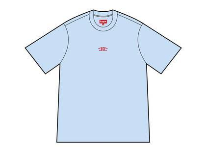 Supreme World Famous S/S Top Light Blue (SS21)の写真