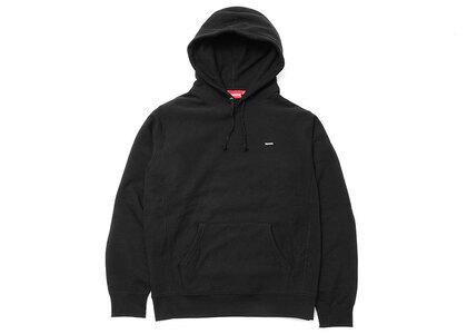 Supreme Small Box Hooded Sweatshirt Black (SS21)の写真