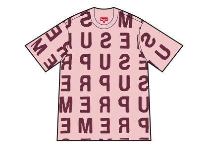 Supreme Intarsia S/S Top Pink (SS21)の写真