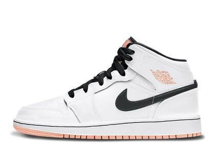Nike Air Jordan 1 Mid Arctic Orange GSの写真