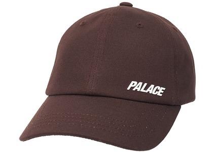 Palace Big Strap 6-Panel Hat Brown (SS21)の写真